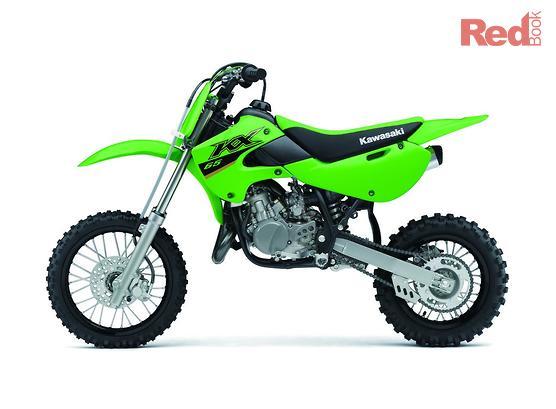2021 Kawasaki KX65 MY22