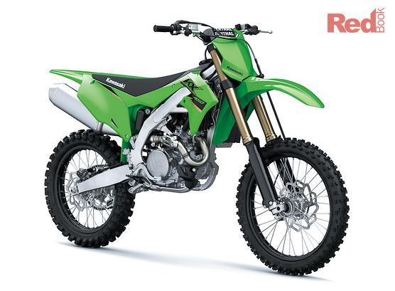 2021 Kawasaki KX450 (KX450J) MY22