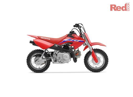 2021 Honda CRF50F MY22