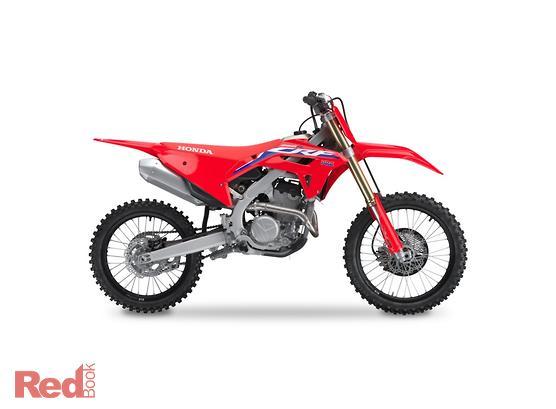 2021 Honda CRF250R MY22