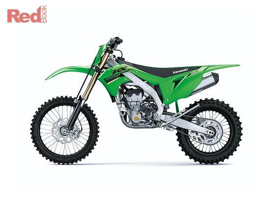 2021 Kawasaki KX250X MY22