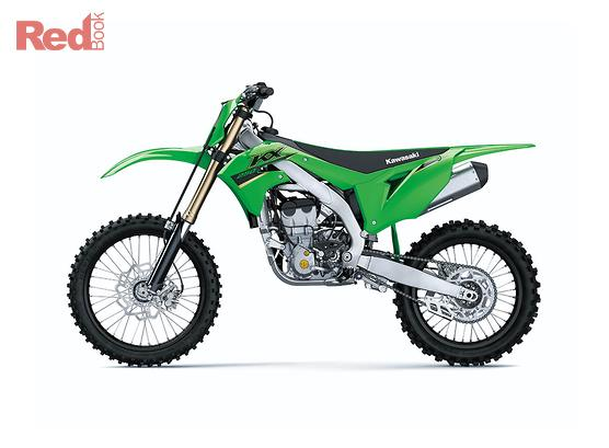 2021 Kawasaki KX250 (KX250A) MY22