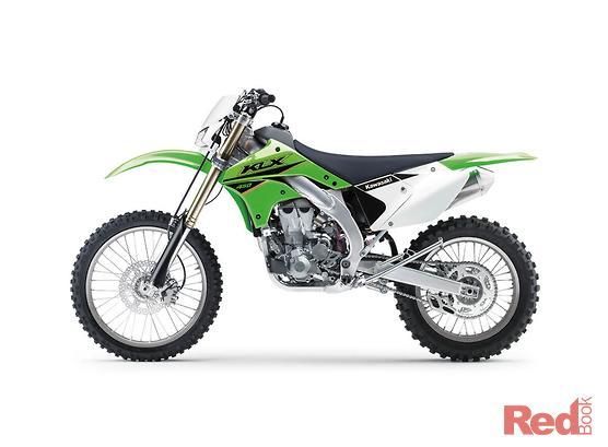 2021 Kawasaki KLX450R MY22