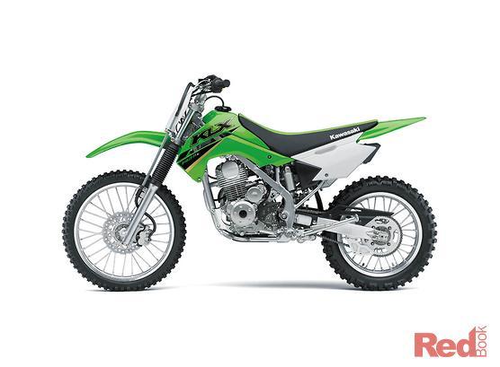 2021 Kawasaki KLX140RL MY22