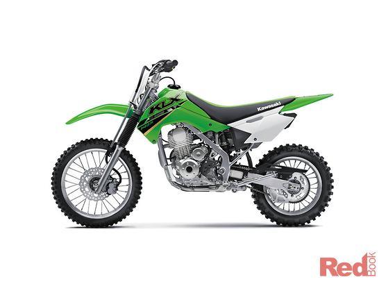 2021 Kawasaki KLX140R MY22