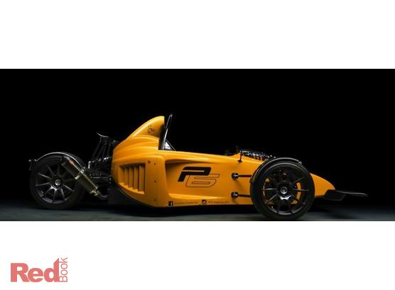 2014 Scorpion Motorsports P6