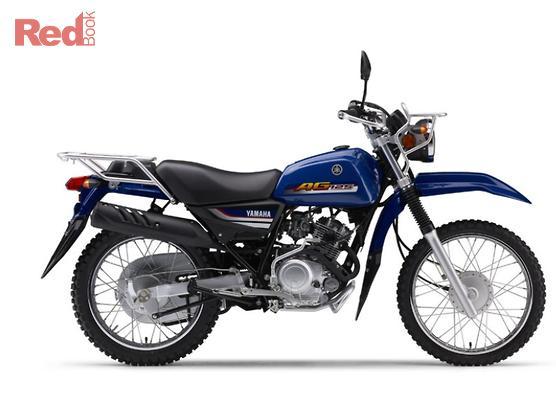 2021 Yamaha AG125