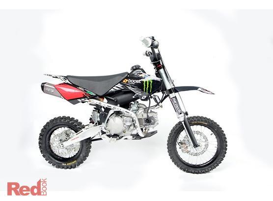 2011 braaap Factory 150cc
