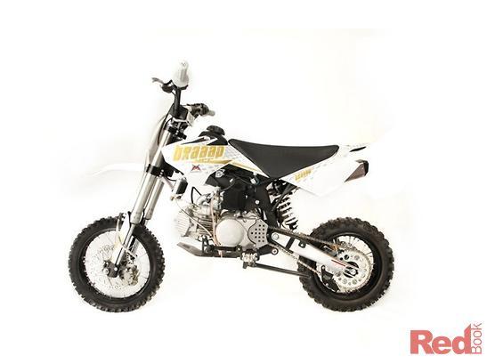 2011 braaap Classic 150cc