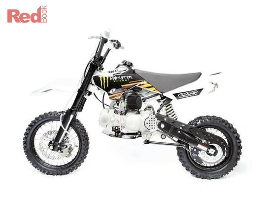2011 braaap Pro 125cc