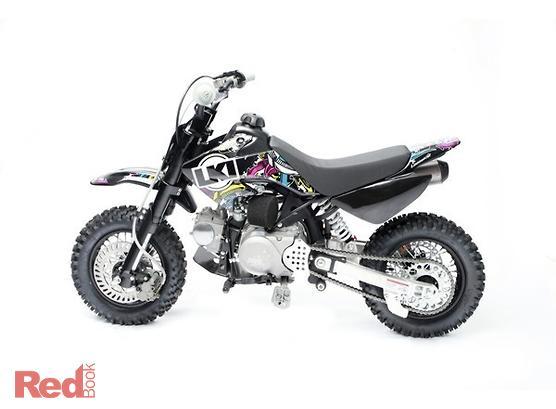 2011 braaap Pro 50cc