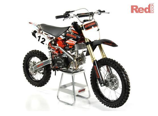 2011 Dirtmax DTR-150