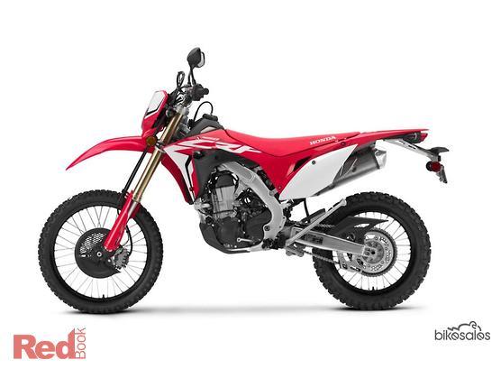 2018 Honda CRF450L MY19