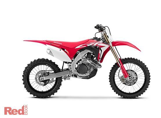 2018 Honda CRF450R MY19