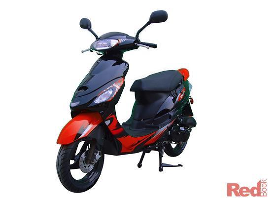 2011 JiaJue Sprint Sport 50 (JJ50QT-8C)