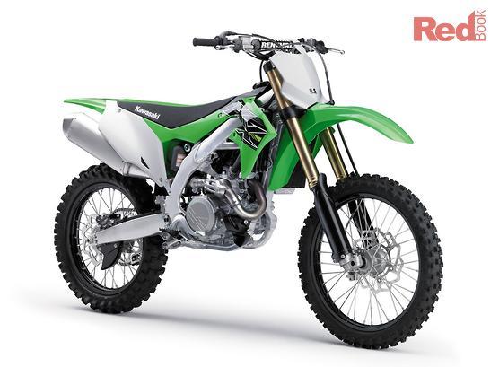 2018 Kawasaki KX450 (KX450J) MY19