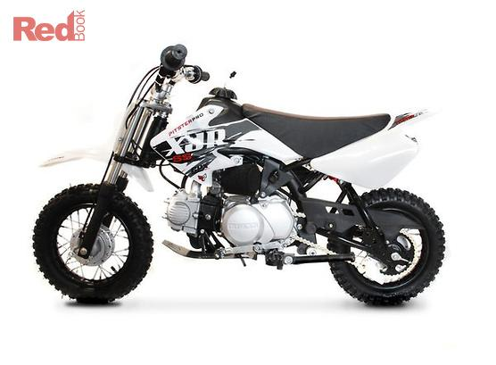2012 PitsterPRO XJR SS 50cc (PITSTER-11)