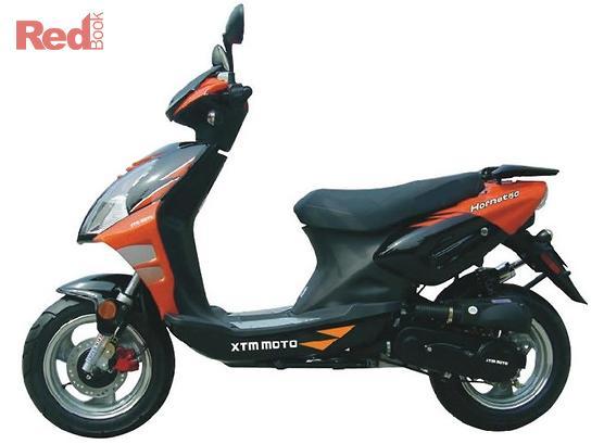 2012 XTM (Xtreme Moto) Hornet 50