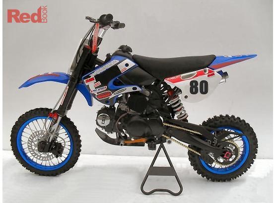 2012 Zuma XB80 125cc