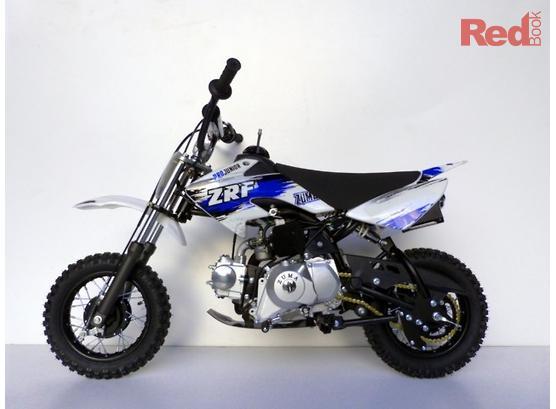 2012 Zuma ZRF70 Pro Junior
